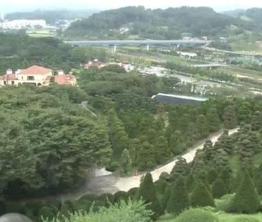 韩国熊熊木乐园 体验韩国乐园风光